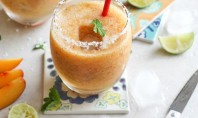 Yum Alert: Naughty Peach Slushies