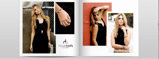 Haute Betts Metal Pop Spring 2014 Collection