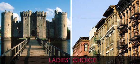 new york apartment castle comparison