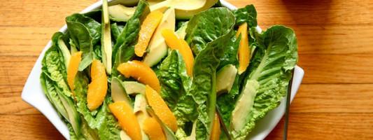 Yum Alert: Avocado Orange Salad