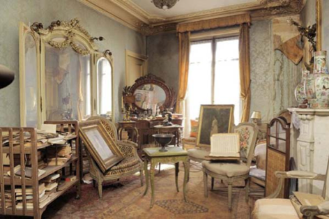 madame de florians apartment
