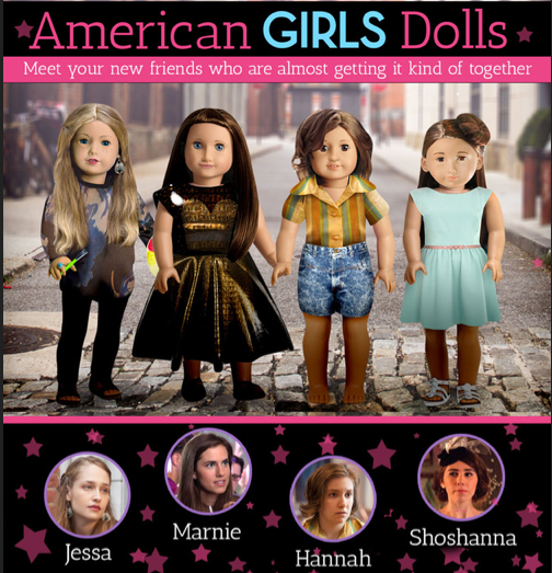 American Girls Dolls