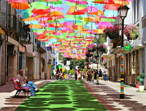 unique streets
