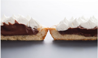 Yum Alert: Salted Nutella Tarts