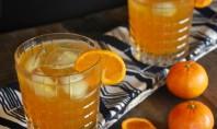Yum Alert: Clementine Bourbon Spritzer