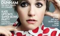 Lena Dunham's Vogue Cover Is Out!