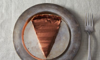 Yum Alert: Vegan Chocolate Pie