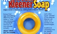 Weener Kleener: it's a thing