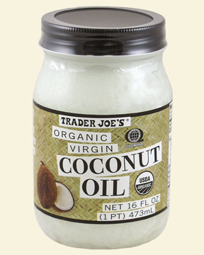 coconut oil in sex