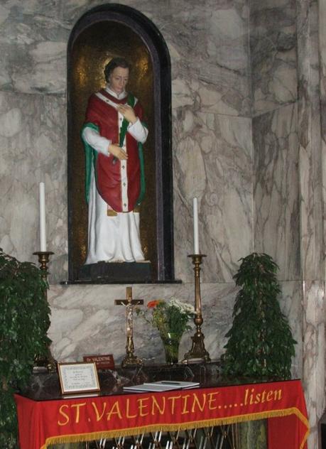 St Valentines origin