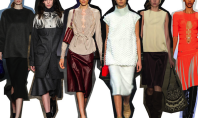 From The Runways: The New Hemline