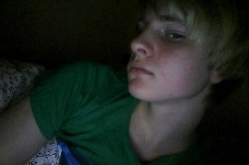 Amateur boy self pics