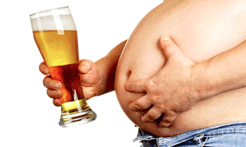 beer diet for lent