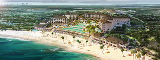 Wedded Bliss at Secrets Playa Mujeres Golf & Spa Resort
