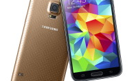 Copper Gold Samsung Galaxy S5: yay!