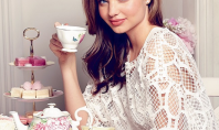 Miranda Kerr Is Designing Tea Cups!