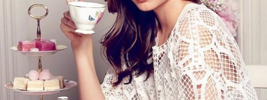 Miranda Kerr Is Designing Tea Cups!