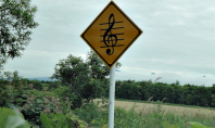 Musical roads of Japan