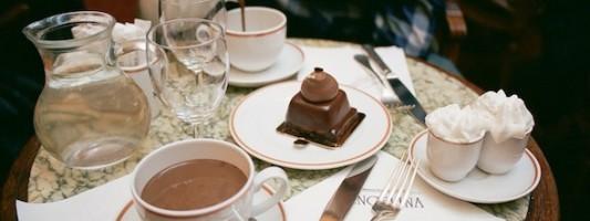 5 Must Visit Paris Cafés and Tea Salons