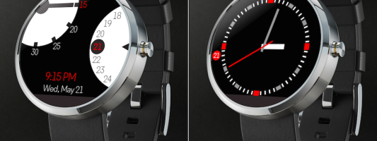 I'm Judging the Moto 360 Design Face Off!