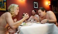 strange dining