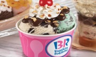 Parabens in Baskin Robbins Ice Cream
