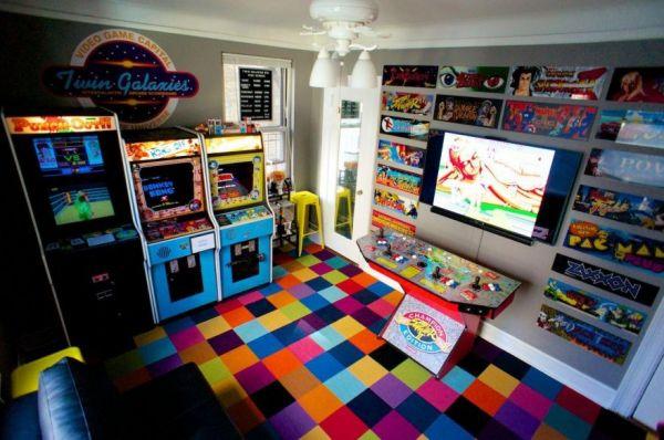 via. Murray Hill Arcade Bedroom