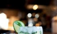 Yum Alert: Cucumber-Basil Gin & Tonic