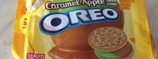 Caramel Apple Oreos: Why?