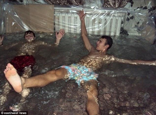 Diy Indoor Swimming Pool