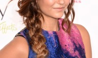 DIY Hair: Nina Dobrev at 2014 Teen Choice Awards