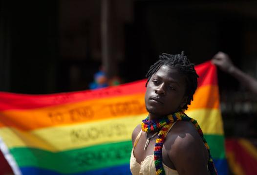 gay pride in uganda
