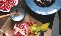 Yum Alert: Coconut Black Rice Breakfast Porridge