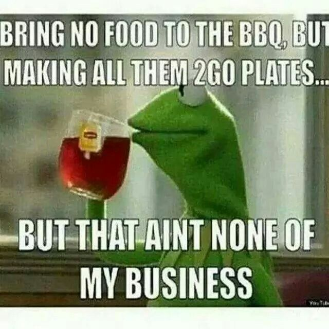 Kermit The Frog None Of My Business The Luxury Spot »...