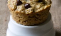 Yum Alert: Single Serving Chocolate Chip Banana Muffins (GF/V)