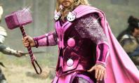 male superheroes adn hello kitty