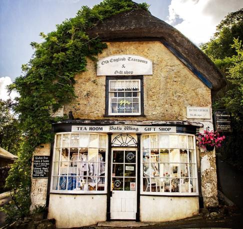UK tea rooms