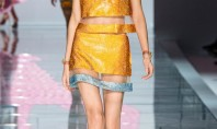 14 Looks That Could Kill From Versace Spring 2015