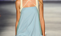 DIY Hair from Rebecca Minkoff SS 2015