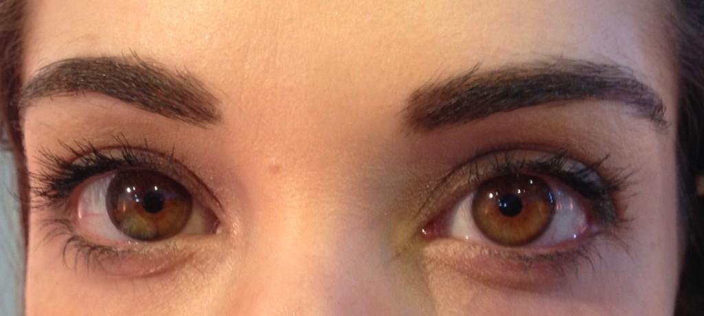 Limbal Ring Grey Eyes