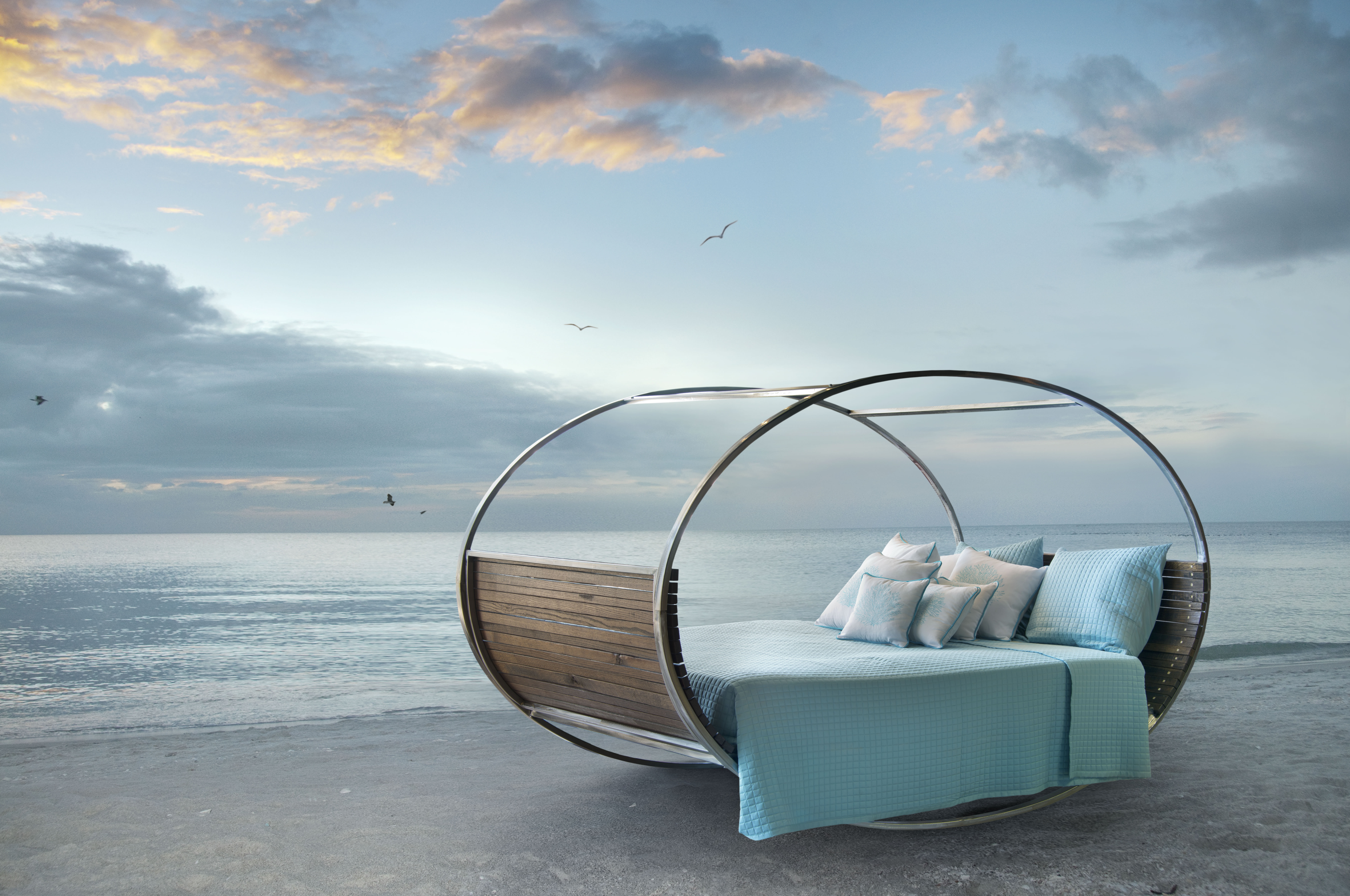 Floating Cloud Bed Rocking Beds For Adults