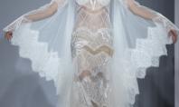 skin baring wedding dresses