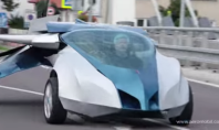 Aeromobil Flying Car is Now Production Ready