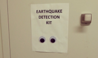 DIY Earthquake Detection Kit