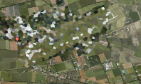 blurry places on google earth