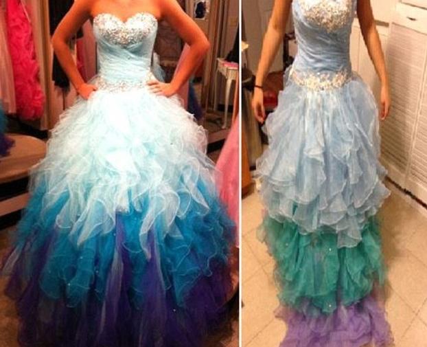 cheap online bridesmaid dress