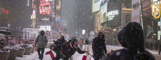 25 Things To Do During the Blizzard of 2015
