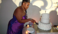 woman marries herself