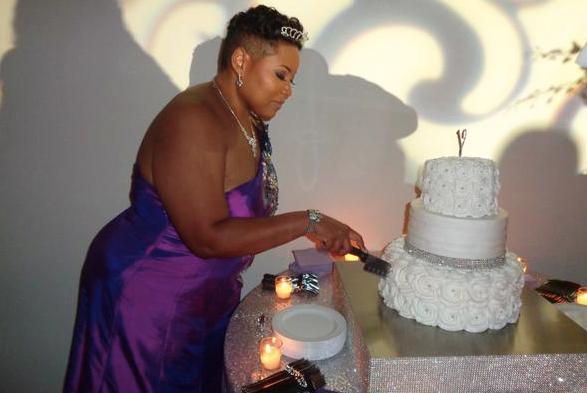 woman marries herself