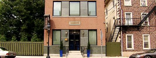 luxury bank home